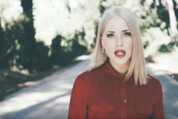 """""""Δεύτερη φωνή"""" η Αθηνά Κοντοδήμα στο νέο της τραγούδι (video)"""