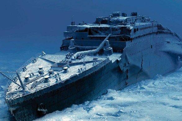 Συμφωνία ΗΠΑ - Βρετανίας για την «καλύτερη προστασία» του ναυαγίου του Τιτανικού