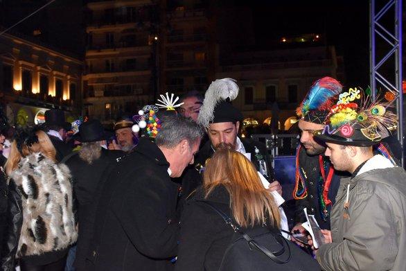 """Κοψίνης στο patrasevents.gr: """"Η τελετή έναρξης είναι η καλύτερη προβολή για το Πατρινό Καρναβάλι"""""""