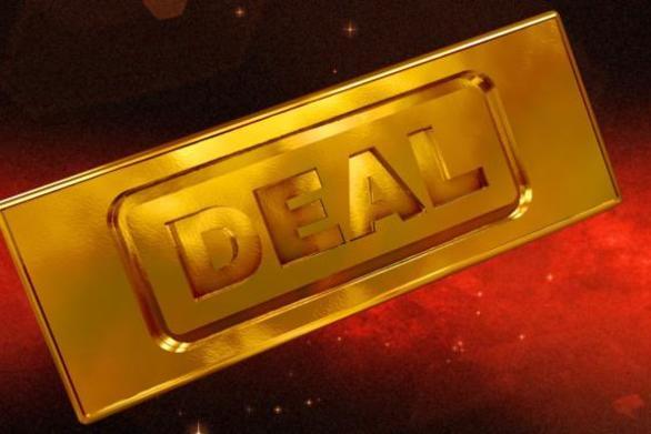 Ο τραπεζίτης του Deal αποκαλύπτεται - Ο όρος που έχει στο συμβόλαιό του με το κανάλι