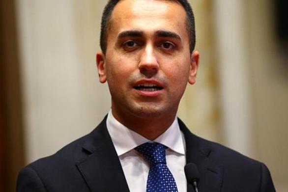 Ιταλία - Παραιτείται από την ηγεσία του Κινήματος 5 Αστέρων, ο Λουίτζι Ντι Μάιο