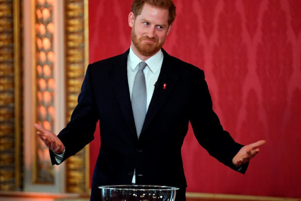 Ο Πρίγκιπας Χάρι κόπιαρε την ομιλία της Νταϊάνα