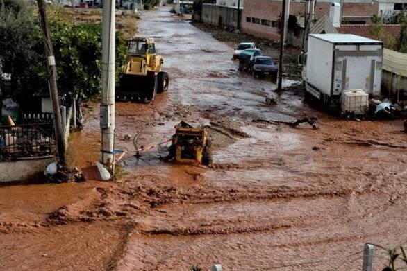 Αρχίζει η δίκη για την φονική πλημμύρα στην Μάνδρα