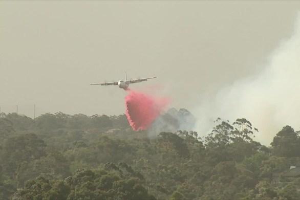 Συνεχίζονται οι έρευνες για τη συντριβή του πυροσβεστικού αεροσκάφους στην Αυστραλία