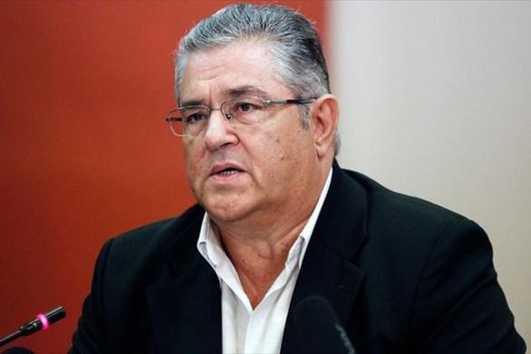 """Δημήτρης Κουτσούμπας: """"Προβλέπω ότι η ΝΔ και ΣΥΡΙΖΑ θα συγκυβερνήσουν"""""""