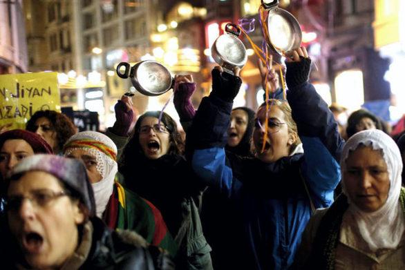 Τουρκία - Οργή για τον νόμο «παντρέψου τον βιαστή σου»
