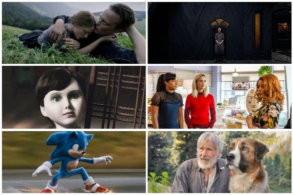 Ιt's movie time - Οι ταινίες που θα δούμε τον Φλεβάρη στην Πάτρα!