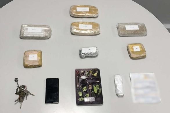 Εγκληματική οργάνωση διακινούσε ηρωίνη σε Αθήνα και Θεσσαλονίκη