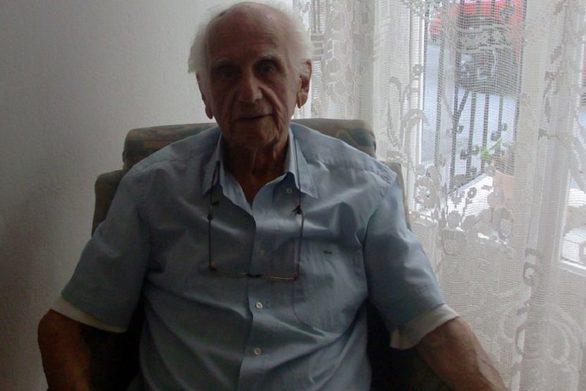 Πέθανε το ιστορικό στέλεχος της Αριστεράς, Φρίξος Πρωτογερέλλης
