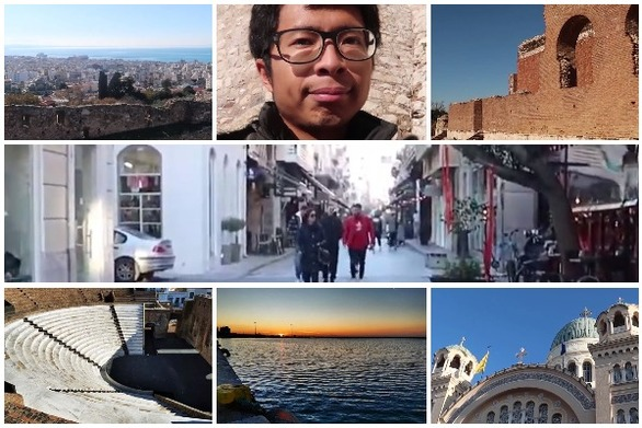 What to do in Patras... Ο Peter Wu, δίνει την απάντηση με ένα video!