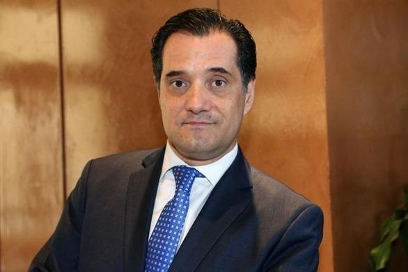 """Άδωνις Γεωργιάδης: """"Η ανάπτυξη θα έρθει από τις ιδιωτικές επιχειρήσεις"""""""