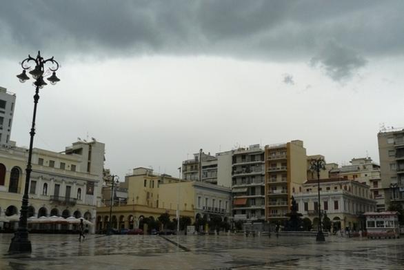 """Αλλάζει """"πρόσωπο"""" ο καιρός στην Πάτρα - Έρχονται βροχές"""