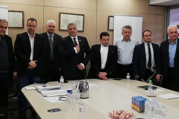Με επιτυχία διεξήχθη η 1η Συνάντηση Αντιπεριφερειαρχών Ανάπτυξης & Επιχειρηματικότητας