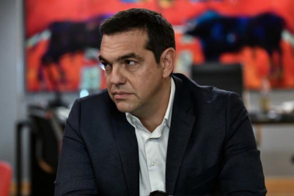 """Ο Αλέξης Τσίπρας σημείωσε υψηλά νούμερα τηλεθέασης στο """"Ενώπιος Ενωπίω"""""""