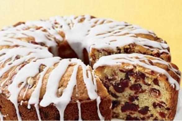 Ετοιμάστε νόστιμο κέικ με ξηρούς καρπούς