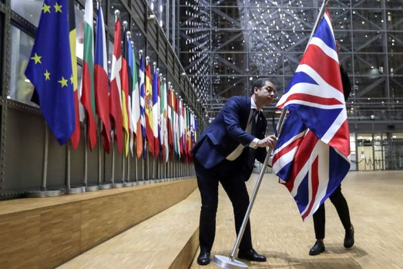 Η Μεγάλη Βρετανία εκτός ΕΕ