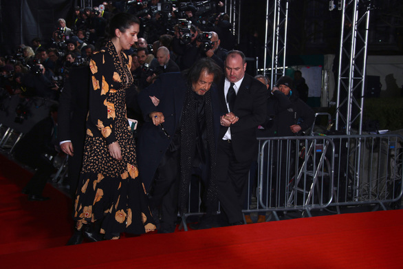 BAFTA 2020: Η τούμπα του Αλ Πατσίνο στο κόκκινο χαλί