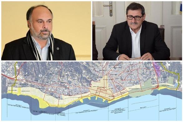 """Νίκος Τζανάκος: """"Τούμπα Πελετίδη για το θαλάσσιο μέτωπο"""""""