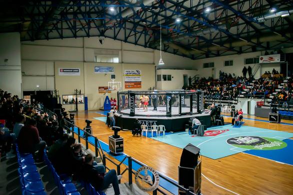 Αγώνας Mixed Martial Arts στο Γήπεδο ΕΑΠ 01-02-20