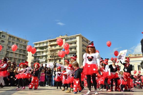 Πάτρα: Πολλές οι συμμετοχές για το Καρναβάλι των μικρών - Πάει για νέο ρεκόρ