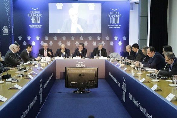 Παρουσιάστηκαν οι πέντε ενότητες για το Οικονομικό Φόρουμ των Δελφών