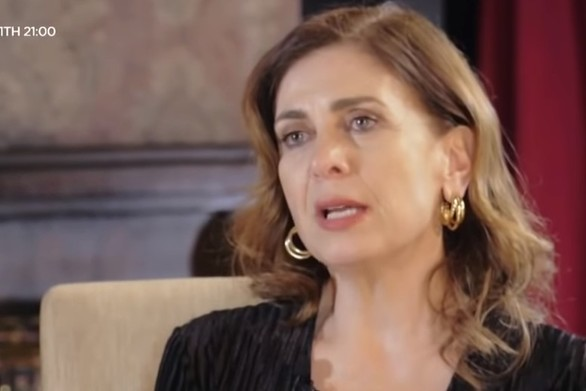 Κατερίνα Διδασκάλου: «Με έπιασαν τα κλάματα πριν κάνουμε γύρισμα με την Ασημίνα» (video)