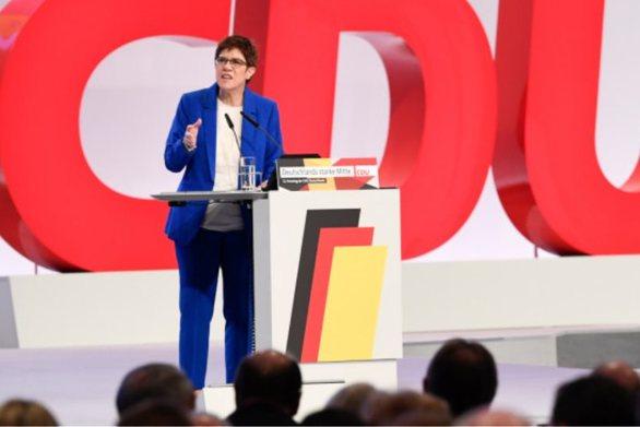 Γερμανία: Οι τρεις πιθανοί διάδοχοι για την ηγεσία του CDU