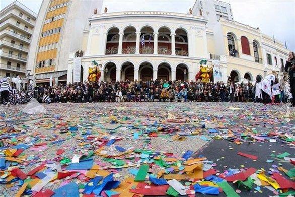 """Αφιέρωμα από το """"Έθνος"""" στο Πατρινό Καρναβάλι 2020! (φωτο)"""