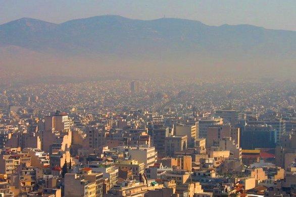 """Κομισιόν σε Ελλάδα: """"Καμπανάκι"""" για την ποιότητα του ατμοσφαιρικού αέρα"""