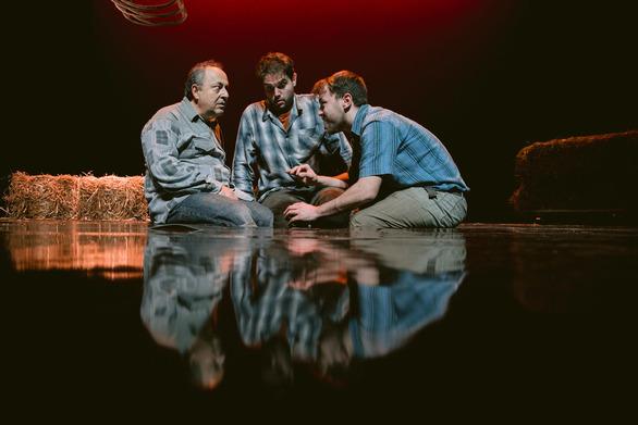 """Πάτρα - Τελευταίες παραστάσεις για το έργο του Τζον Στάινμπεκ """"Άνθρωποι και Ποντίκια""""!"""