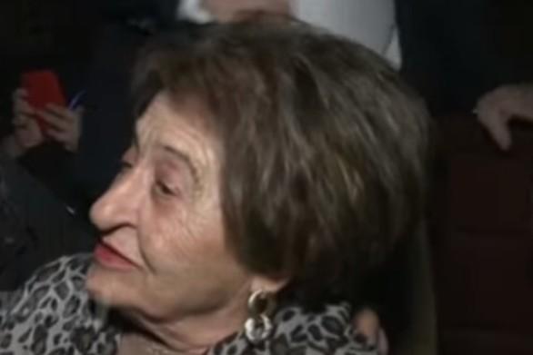 """Μητέρα Ρέμου: """"Πετάω στα σύννεφα για τον Αντώνη μου"""" (video)"""