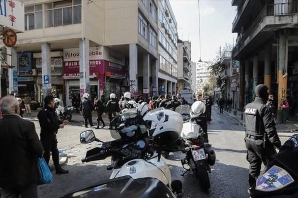 Συμπλοκή αλλοδαπών στην Αθήνα - Γνώριμος της ΕΛ.ΑΣ. το θύμα