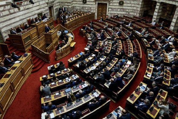 Δείτε LIVE από τη Βουλή τη συζήτηση για τα εργασιακά