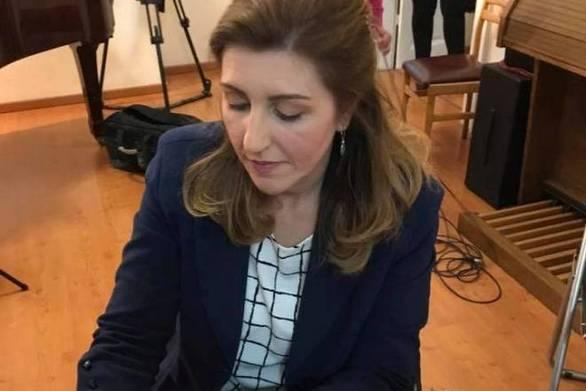 Η ΚοινοΤοπία για την απώλεια της Γεωργίας Γκοτσοπούλου
