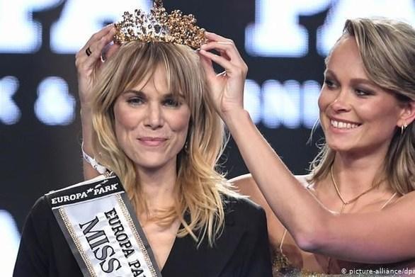 Μία 35χρονη μητέρα ενός παιδιού η «Μις Γερμανία 2020» (video)