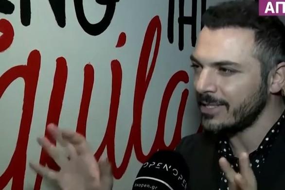 """Κώστας Δόξας: """"Κατάλαβα ότι μου κάνουν φάρσα"""" (video)"""