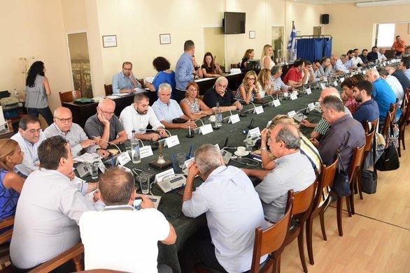 Με 22 θέματα συνεδριάζει η Οικονομική Επιτροπή του Δήμου Πατρέων