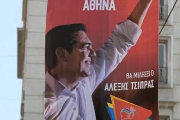 Συνελήφθησαν αφισοκολλητές του ΣΥΡΙΖΑ