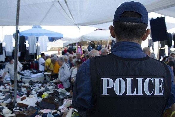 Παρεμπόριο: Μεγάλη επιχείρηση για την αντιμετώπισή του στο Σχιστό