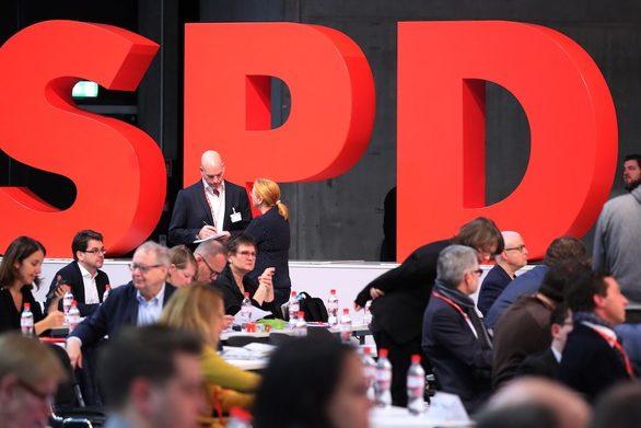 Νίκη του SPD στο Αμβούργο δίνουν τα exit polls