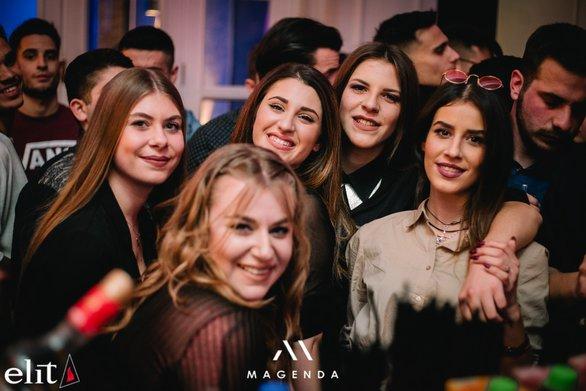 Friday night at Magenda Night Life 21-02-20