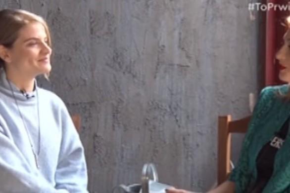 """Δανάη Μιχαλάκη για Άγριες Μέλισσες: """"Θα είμαι στο δεύτερο κύκλο, αλλά όχι στο χωριό"""" (video)"""