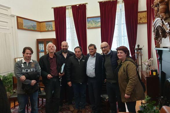 ΣΚΕΑΝΑ - Ολοκληρώθηκε η έκτακτη σύσκεψη στο Δημαρχείο