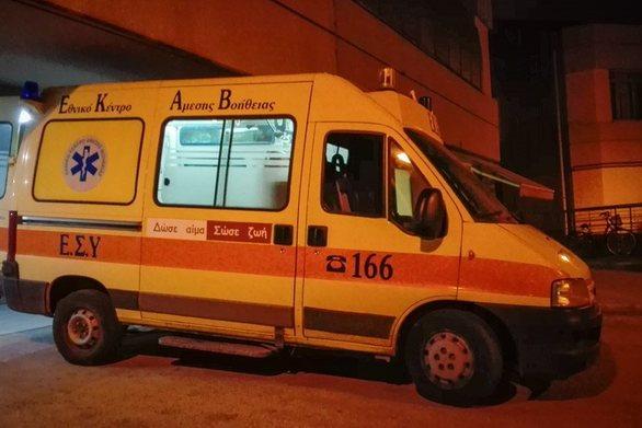 Τραγωδία στην άσφαλτο: Νεκρός 23χρονος στην Πατρών - Κορίνθου