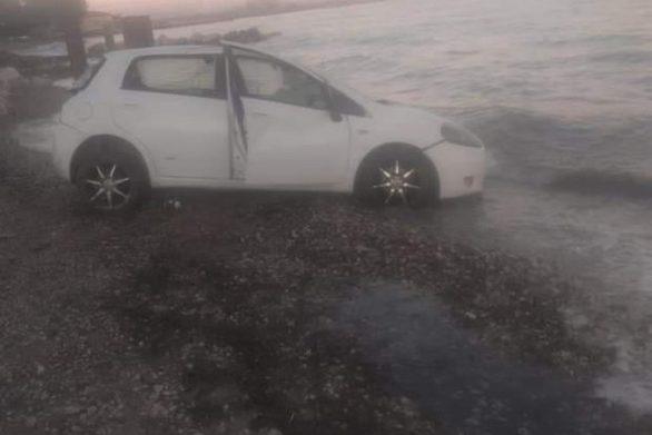 Πάτρα: Οδηγός κόντεψε να μετατρέψει το Ι.Χ. του σε βάρκα