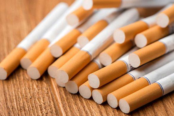 Πάτρα: Κατασχέθηκαν 185 πακέτα λαθραίων τσιγάρων