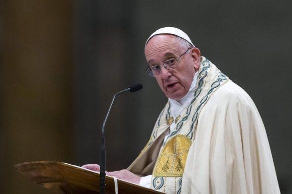 Κορωνοϊός: «Εγκλωβισμένος» δηλώνει ο πάπας Φραγκίσκος εξαιτίας των μέτρων προστασίας