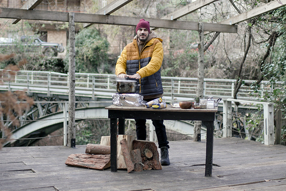 «Akis' Food Tour» - Γευστικό ταξίδι στο ορεινό τοπίο των Καλαβρύτων! (φωτο+video)