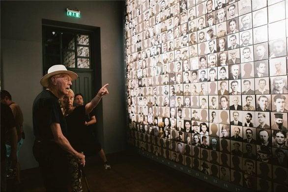 Μαξ Φον Σίντοφ - «Echoes of the past»: Το ρέκβιεμ του στην υποκριτική είναι μια ταινία για την σφαγή των Καλαβρύτων (φωτο)