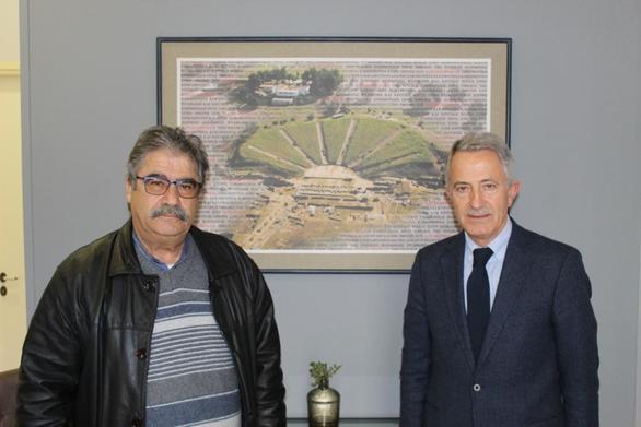 Κ. Σπηλιόπουλος: «Φίλε Μανώλη θα μας λείψεις»